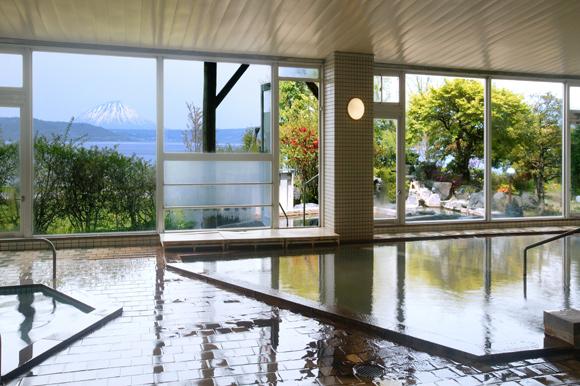 北海道 風呂 客室 露天 湯船から絶景を堪能♪北海道で客室露天風呂や展望風呂がある宿9選